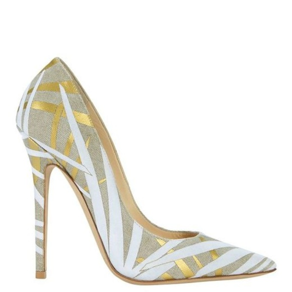 5b051e1b2758 Jimmy Choo Palm Pumps - BNIB